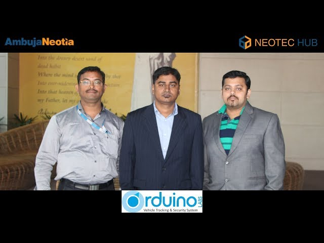 Orduino Labs Pvt Ltd | Startup | Incubated at Neotec Hub