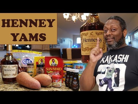 Henney Candied Yams