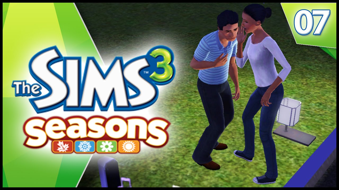 The sims 3 seasons online dating