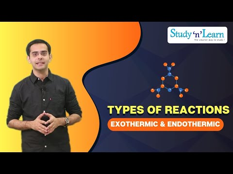 Exothermic And Endothermic Reaction