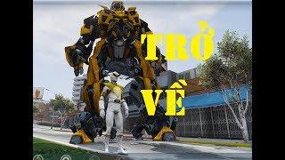 5 Anh em siêu nhân  - Công cuộc lấy lại Robot yêu thương của Gao Bạc - Phần 2|GHTG