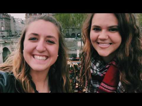 Paris, France Travel Vlog
