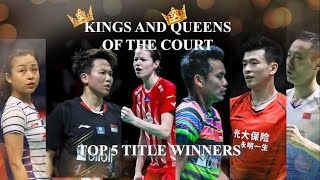 Kings & Queens of Mixed Doubles | BWF 2020