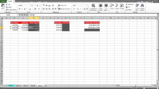 How to Calculate Time Difference in Excel