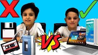 GÖZLER KAPALI DOKUNARAK TAHMİN ET CHALLENGE ! Eğitici Çocuk Videosu