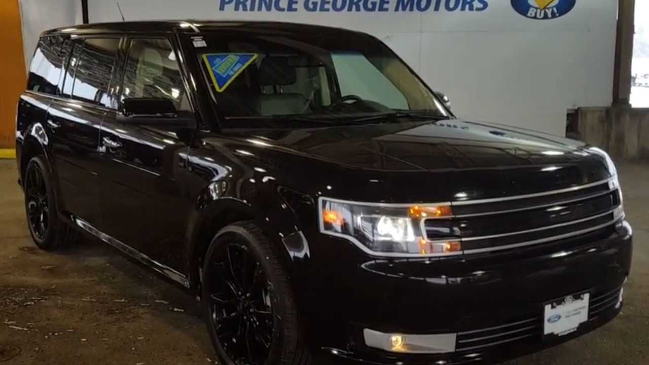 2016 ford flex limited awd review prince george motors