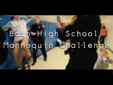 Mannequin Challenge | Bath High School