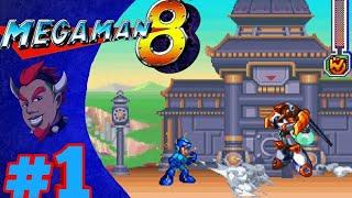 Megaman 8 -  classic megaman's storm eagle