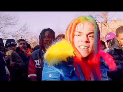 """6IX9INE """"KEKE"""" OFFICIAL REMIX / COVER (DOUBLE R & GK)"""