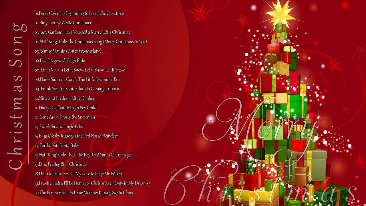 Merry Christmas - The 100 Most Beautiful Christmas Songs - YouTube