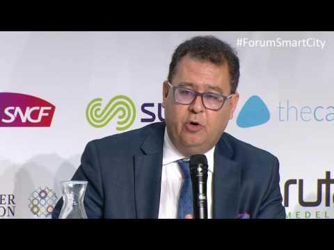 CITIES FOR LIFE - La ville inclusive africaine (Forum Smart City)