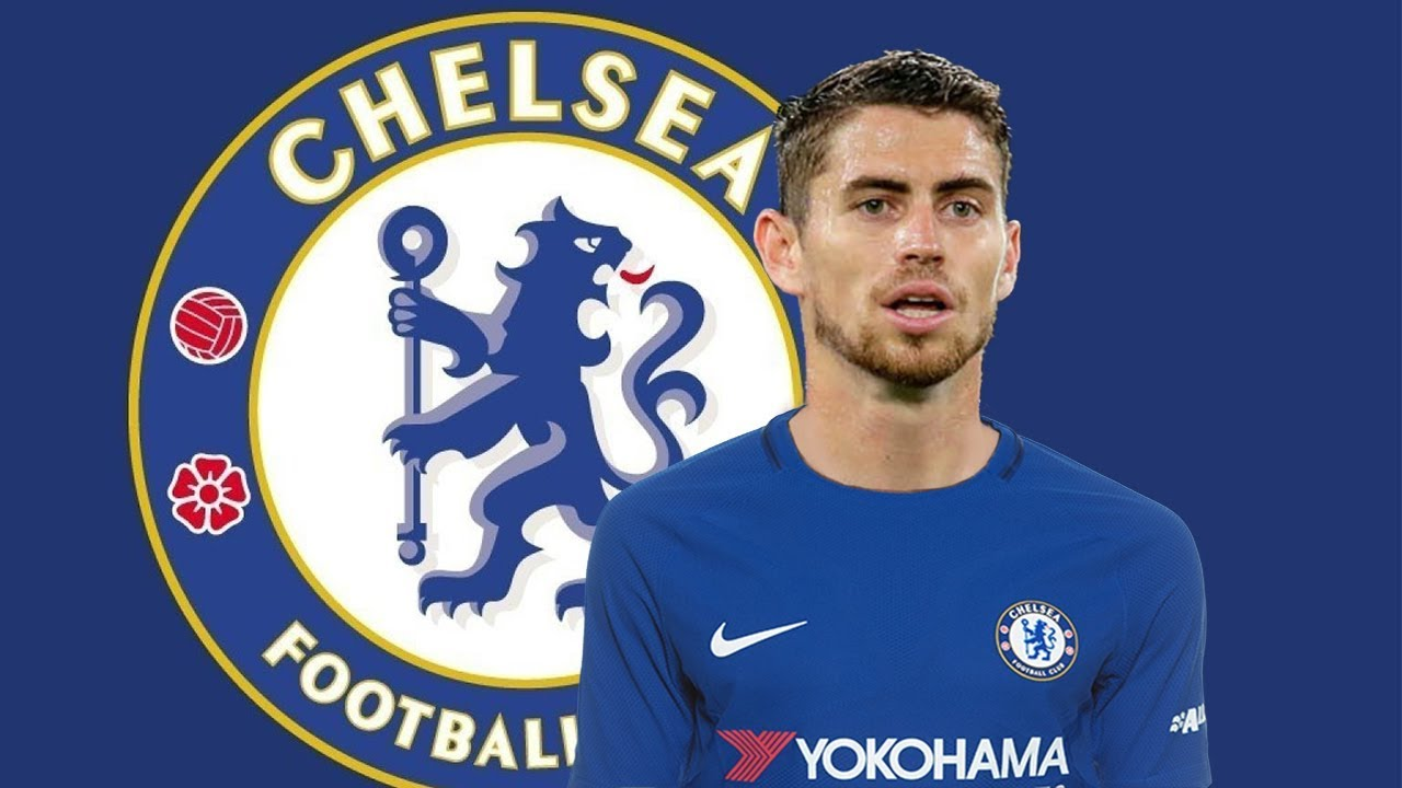 new products df7fb 79bf6 Jorginho 2018 ● Welcome to Chelsea ● Defensive Skills, Goals & Passes 🇮🇹🔥