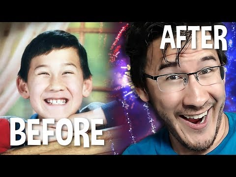 Before and After Becoming A YouTuber!