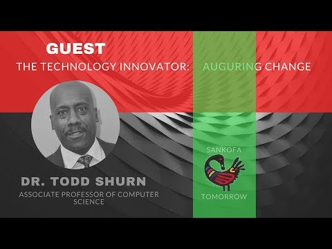 FUTURES FORUM LIVE-SIGNIFYIING: FUTURE HISTORY OF BLACK AMERICA with TODD SHURN