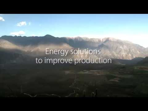 Energy solutions to improve production