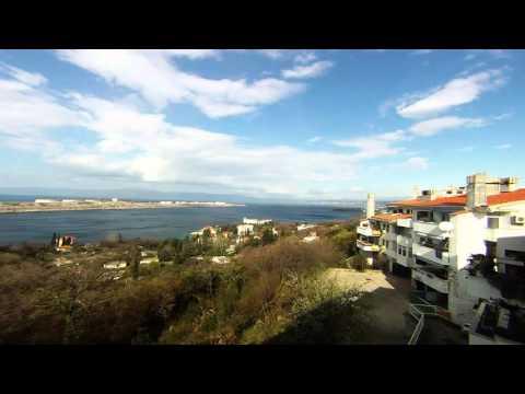 Omišalj, Croatia - timelapse 13.03.2016.