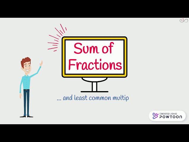 Mathematics #22 Sum of Fractions