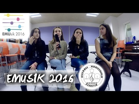 EMUSIK EXPERIENCE 2016 - Bizkargi Musika Eskola (Azkoitia)
