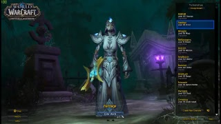 [WoW)BFA Disc Priest LvLing DOPE MUSIC(I own no rights to music)