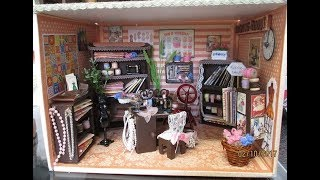 Miniature Sewing Room Talk Through - jennings644