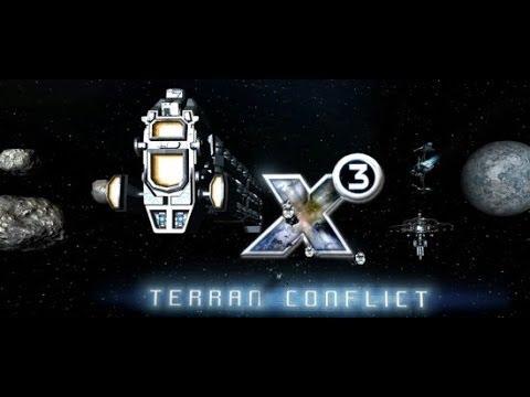 прохождение х3 игр земной конфликт