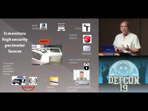 DEFCON 19 (2011) - SCADA & PLCs in Correctional Facilities: The Nightmare Before Christmas
