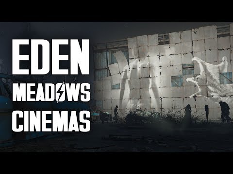 The Horror Show at Eden Meadows Cinemas - Fallout 4 Far Harbor Lore