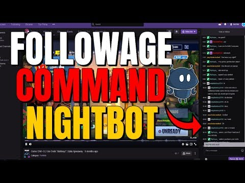 how to add nightbot - Myhiton