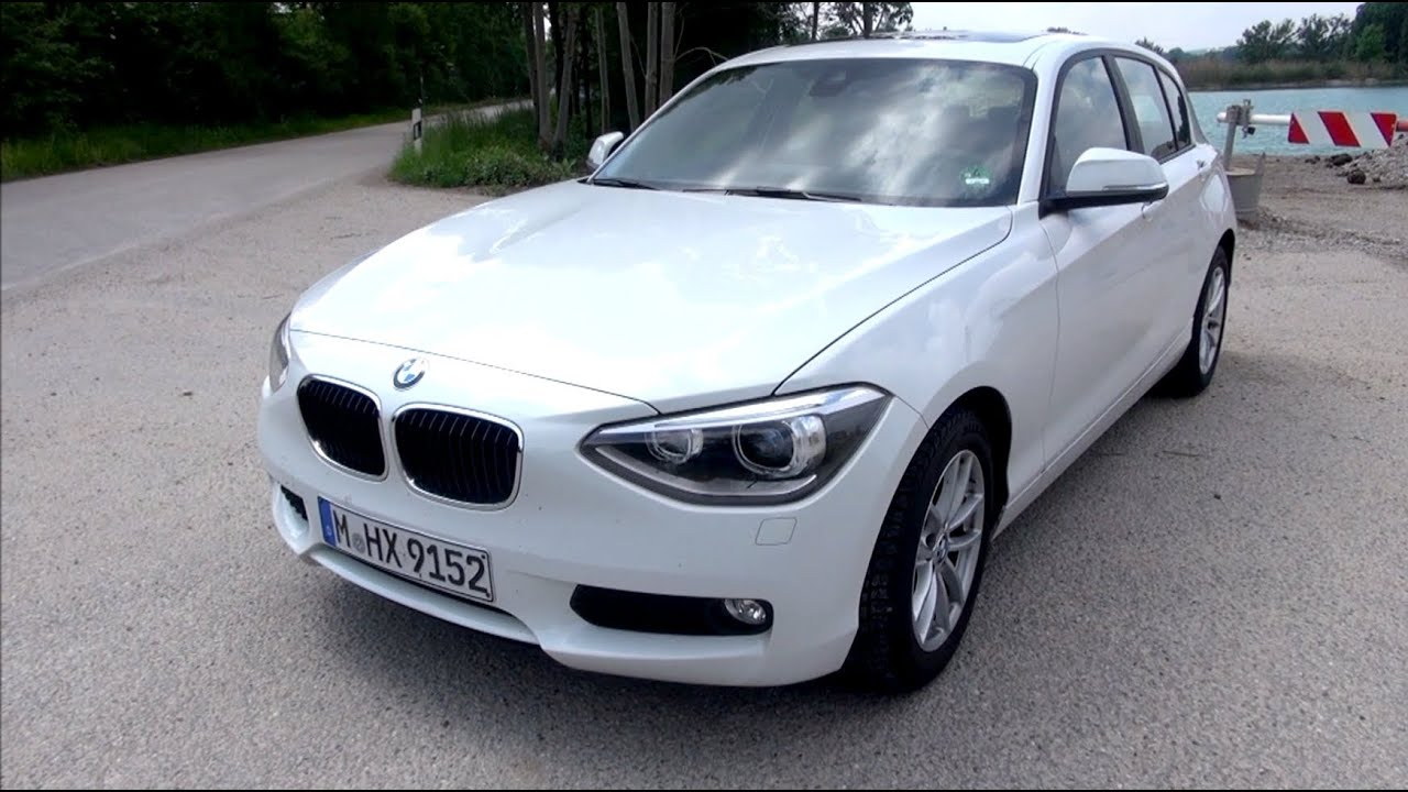 2014 bmw 118i f20 170 hp test drive youtube. Black Bedroom Furniture Sets. Home Design Ideas
