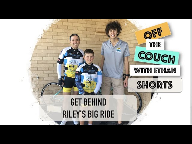 Get Behind Riley's Big Ride