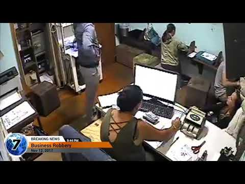 Armed Robbery in Durban