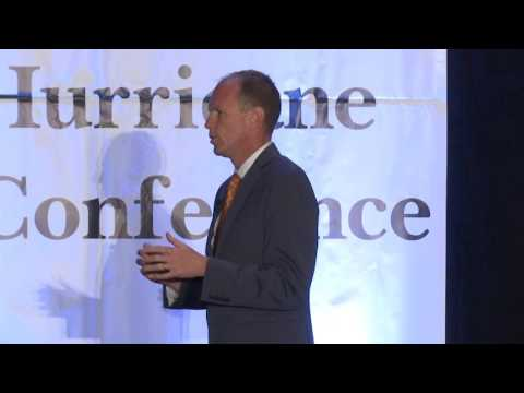 Bryan Koon Addresses the 2016 National Hurricane Conference
