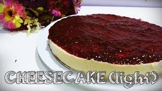 Cheesecake Light #10- Cozinha Saudável