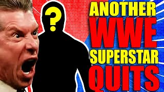 ANOTHER Disgruntled WWE Superstar QUITS! Vince McMahon Lights Up A Blunt? Wrestling News