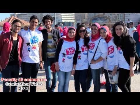 Faculty Of Commerce - ( Alexandria University ) - Class of 2013