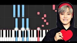 BTS - Mikrokosmos (Piano Tutorial)