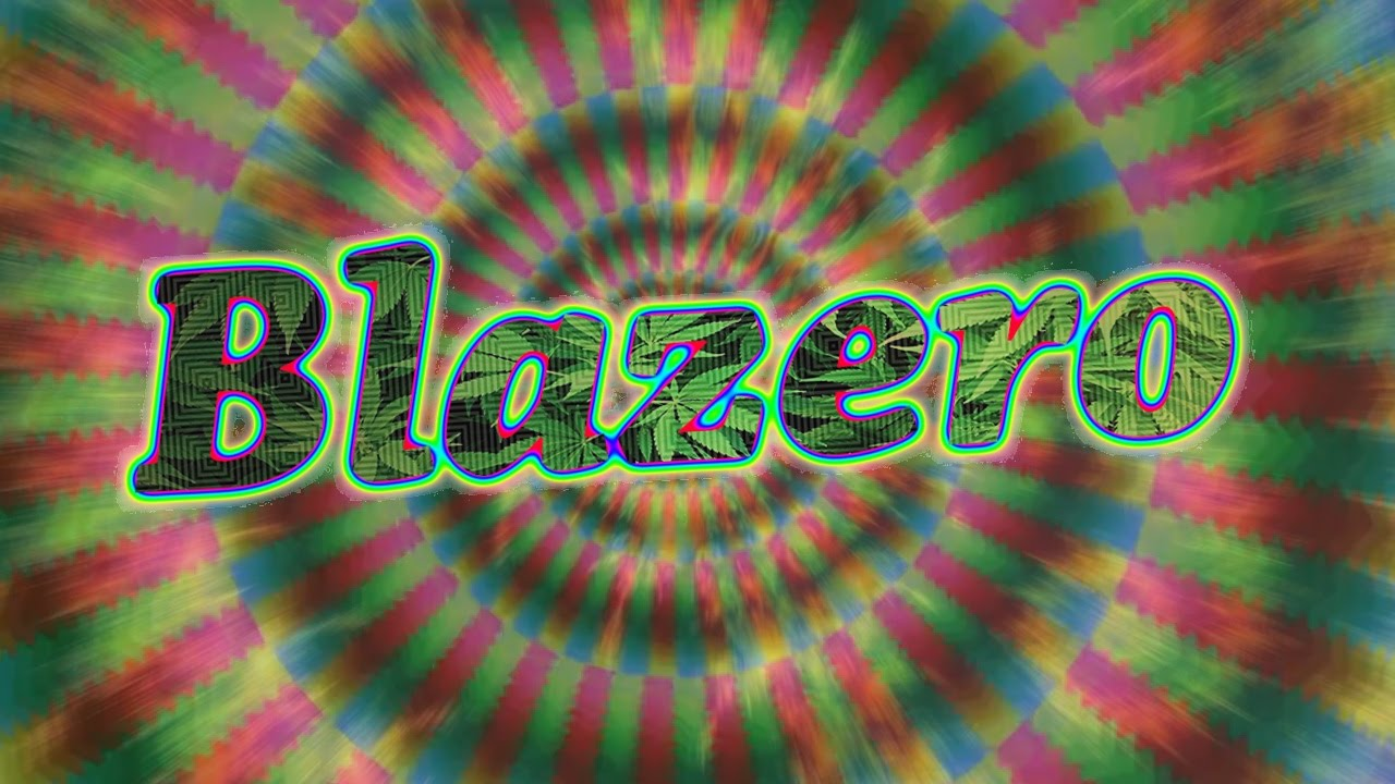 //WEED TRIP #1// watch when stoned // Trippy Video - YouTube