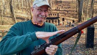How NOT to Load an M1 Garand!