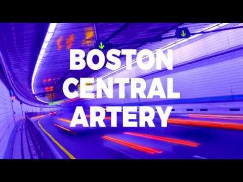 Boston Central Artery Tunnel & Cable Bridge - Bechtel