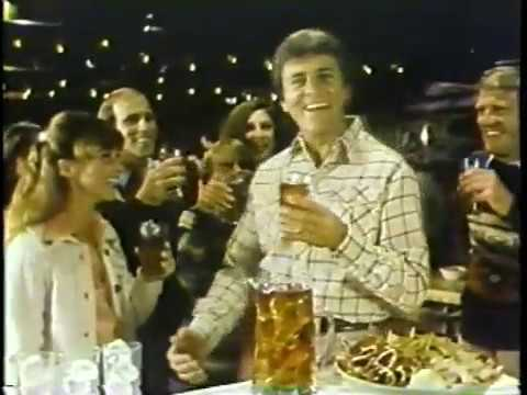 Don Meredith 1978 Lipton Iced Tea Commercial