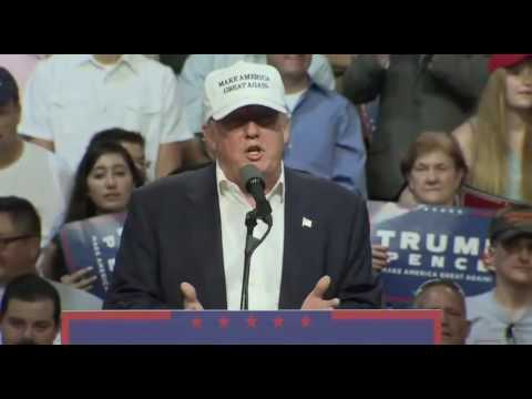Donald Trump in Dimondale Michigan FULL Speech 8/19/16