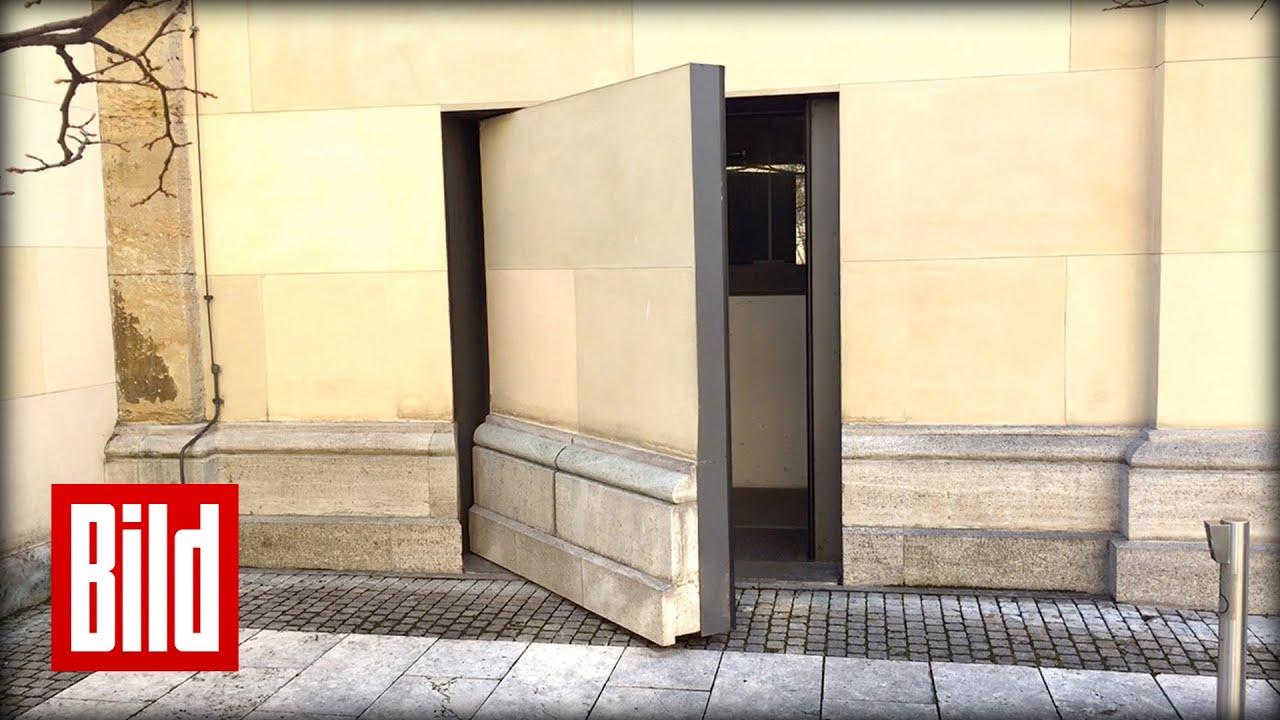mystery m nchen warum hat diese kirche eine geheimt r youtube. Black Bedroom Furniture Sets. Home Design Ideas