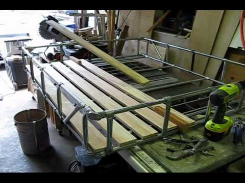 Project Truck Roof Rack 5 Of 6 Youtube