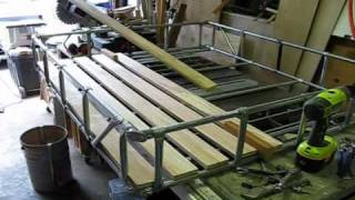 Project: Truck Roof Rack 5 Of 6