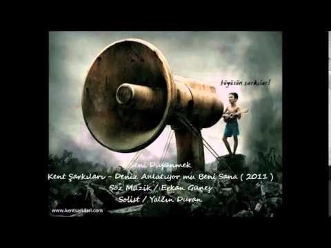 Seni Düşünmek - Kent Şarkıları / Tuncel Kurtiz, Can Yücel Şiiri Ile Misafir