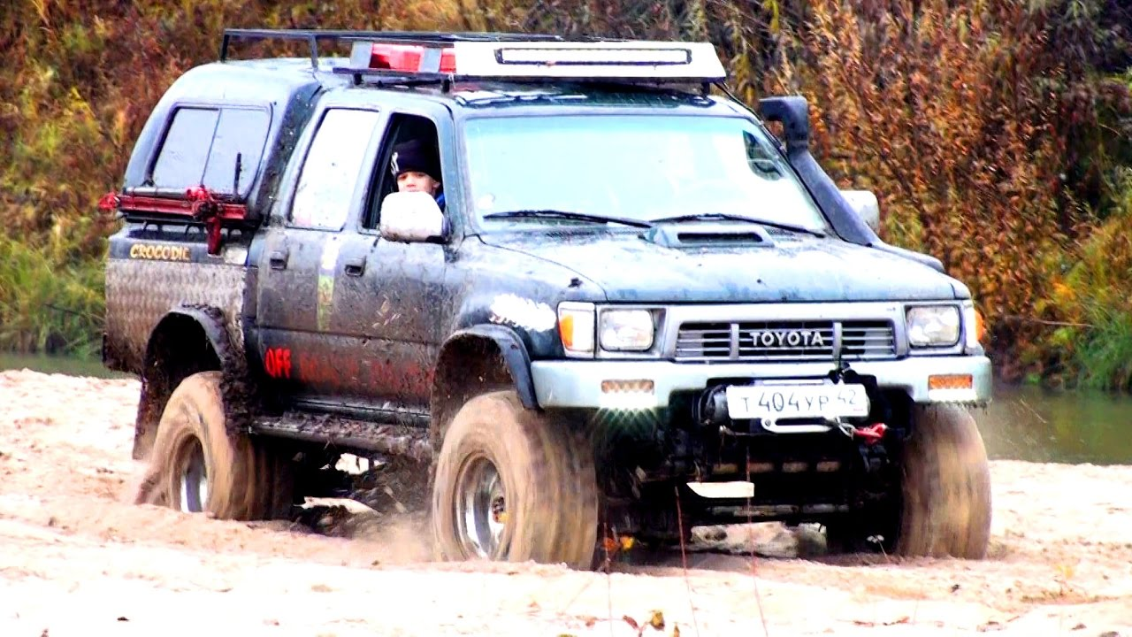 Kekurangan Toyota Hilux Offroad Murah Berkualitas