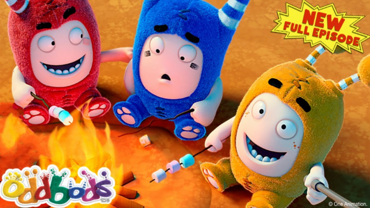 Oddbods | Into the Wild | New FULL EPISODE | Funny Cartoon for Kids