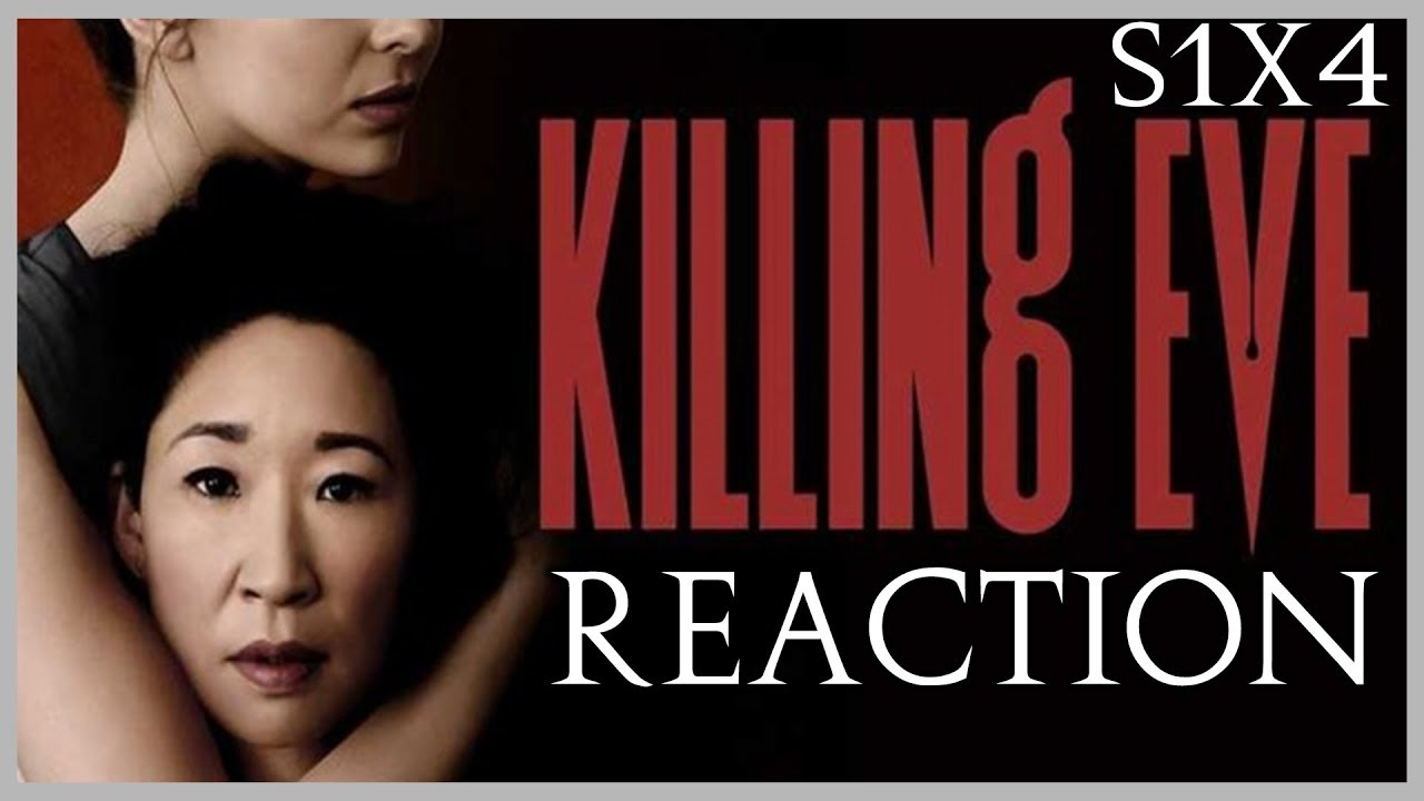 """Download KILLING EVE Season 1 Episode 4 """"Sorry Baby"""" (1X04) YT REACTION 3"""