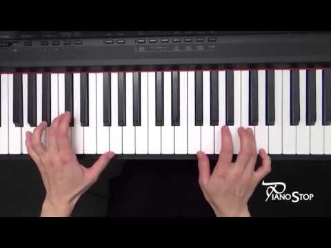 Jingle Bell Rock - Easy Piano Carols
