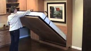 The Closet Doctor - Easy To Open And Close Murphy Bed